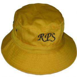Richmond PS Bucket Hat - Gold