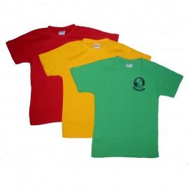 Richmond PS Sports T Shirts Front