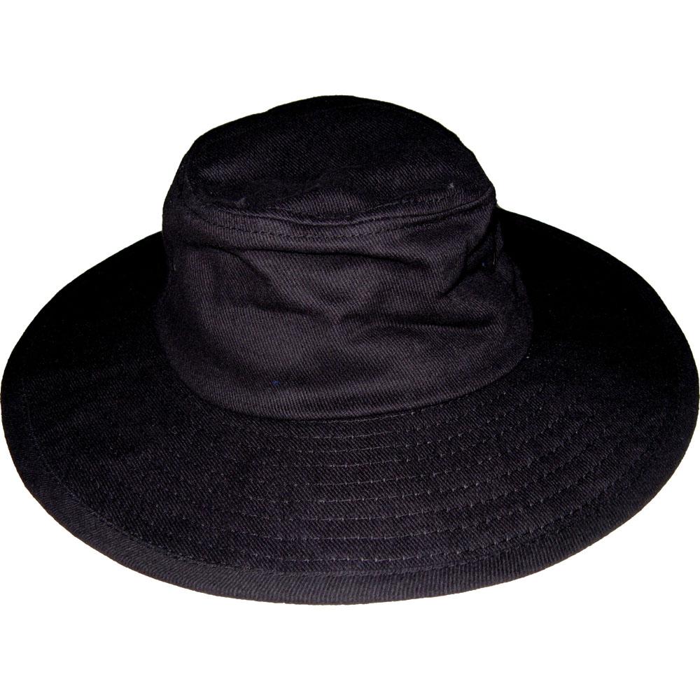 Willetton Primary School Wide Brim Hat – Black 0dc217b9e44